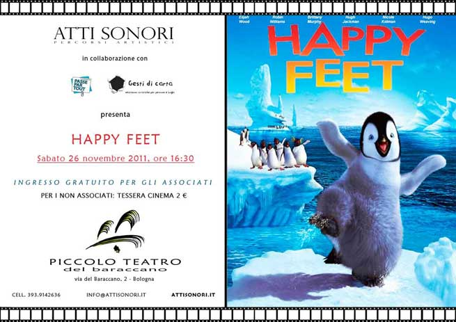 Atti Sonori - Happy Feet